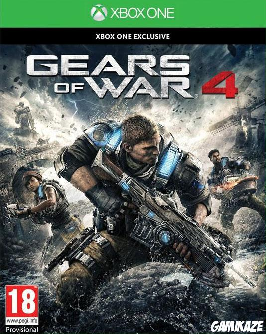 cover Gears of War 4 xone