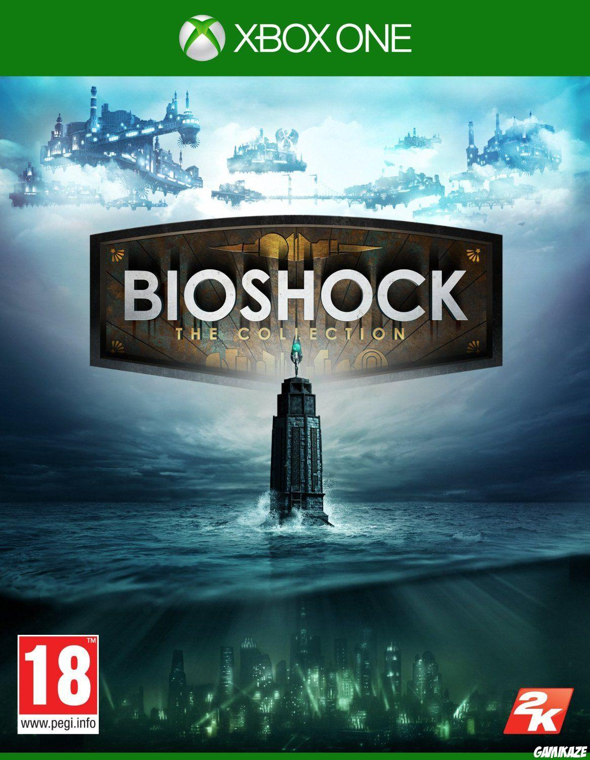 cover Bioshock: The Collection xone