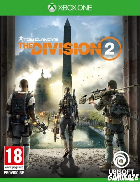 cover Tom Clancy's : The Division 2 xone