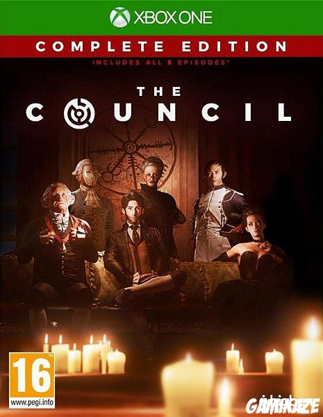 cover The Council xone