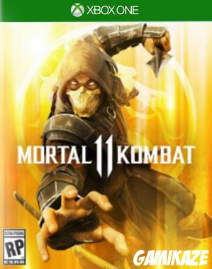 cover Mortal Kombat 11 xone