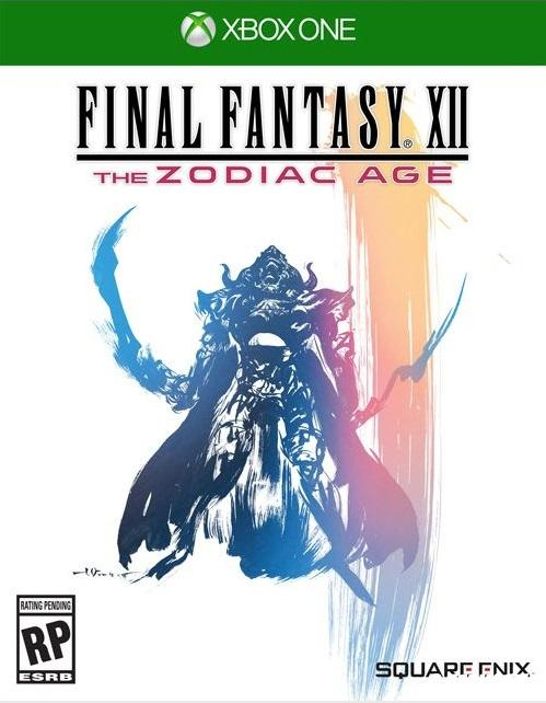 cover Final Fantasy XII : The Zodiac Age xone