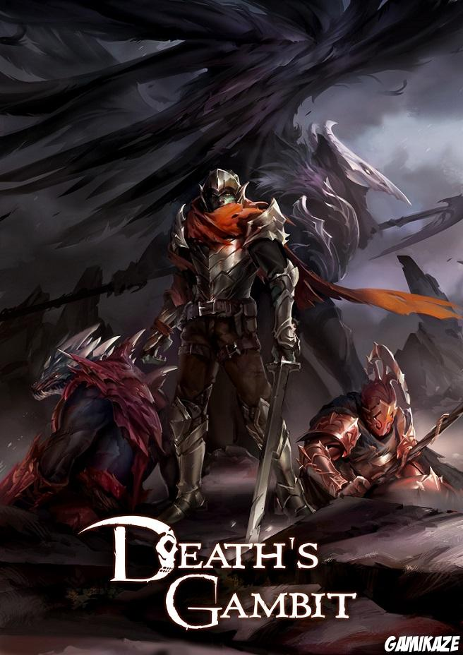 cover Death's Gambit xone