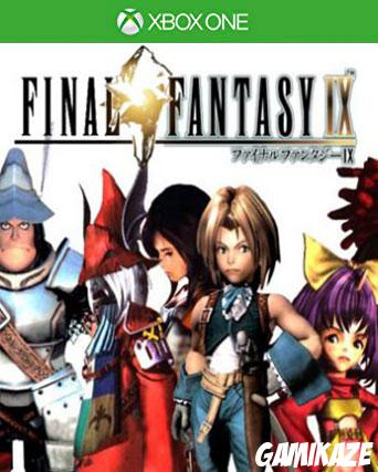 cover Final Fantasy IX xone