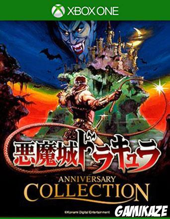 cover Castlevania Anniversary Collection xone