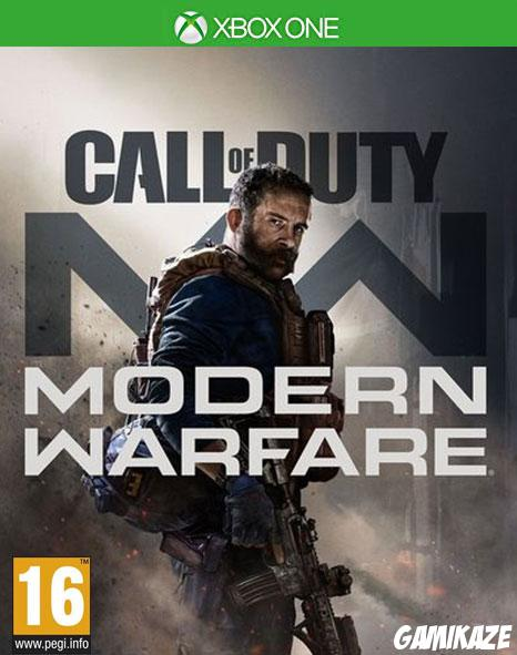 cover Call of Duty : Modern Warfare xone