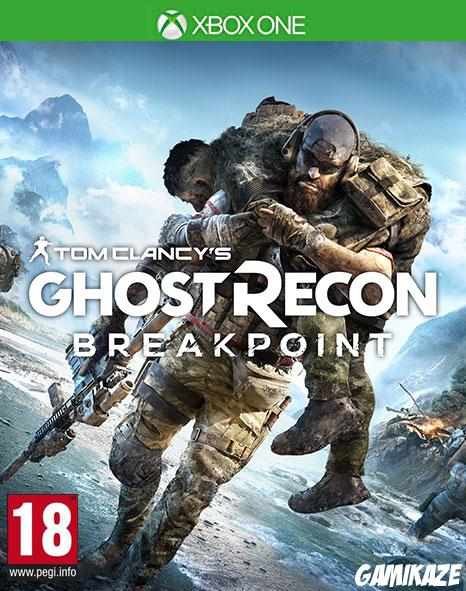 cover Tom Clancy's : Ghost Recon Breakpoint xone