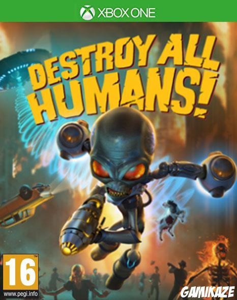 cover Destroy All Humans! Remake xone