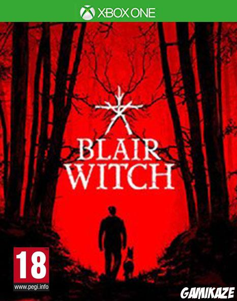 cover Blair Witch xone