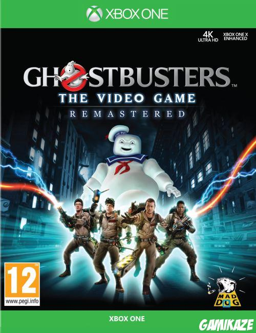 cover Ghostbusters : The Video Game Remastered xone