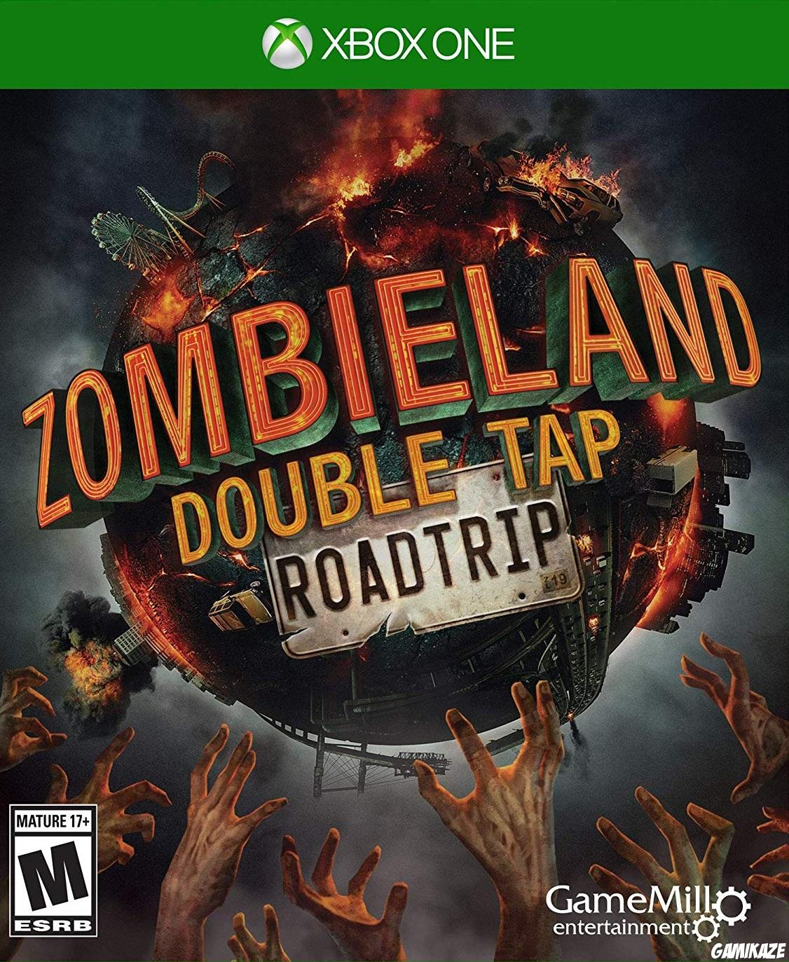 cover Zombieland : Double Tap - RoadTrip xone