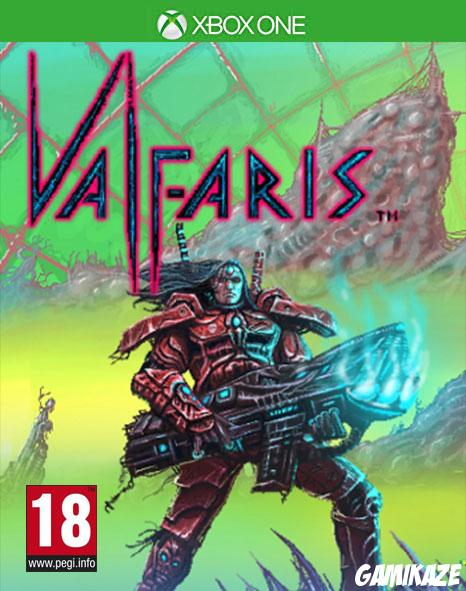 cover Valfaris xone