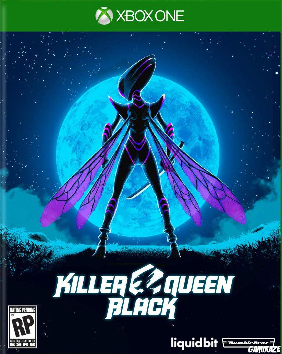cover Killer Queen Black xone