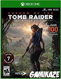 cover Shadow of the Tomb Raider : Definitive Edition xone
